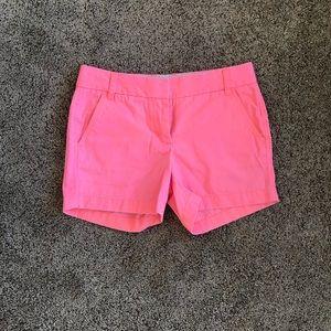 """J Crew Chino Shorts 5"""""""